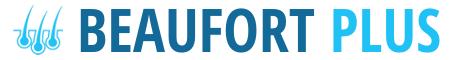 Logo BEAUFORT PLUS - Traitement des cheveux et du cuir chevelu